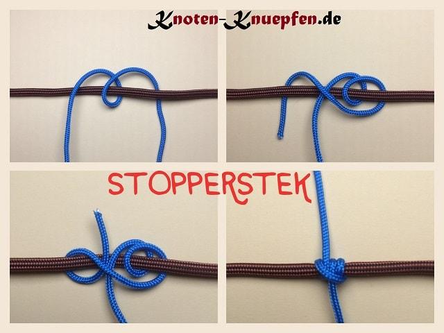 Stopperstek / Rollstek Anleitung